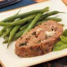 Prosciutto-Stuffed Meat Loaf
