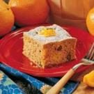 Citrus Gingerbread