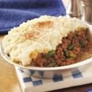 Hamburger Shepherd's Pie
