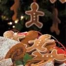 Decorative Ginger Cookies