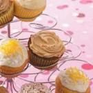 Spice Cupcakes with Dates