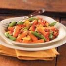 Sauteed Baby Carrot Medley