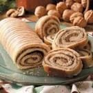 Maple Walnut Rolls