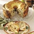 Nut Roll Coffee Cake