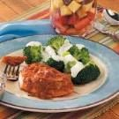 Broccoli with Lemon Sauce