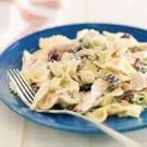 Cherry-Chicken Pasta Salad
