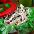 Cherry Pistachio Bark