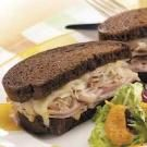Turkey Reubens for Two