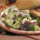 Waldorf Salad with Broccoli
