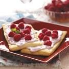 Raspberry Yogurt Pastries