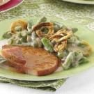 Classic Mini Green Bean Casserole