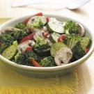 Dilly Grilled Veggies