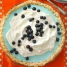 Blueberry Cloud Pie
