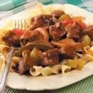 Zesty Cajun Pepper Steak
