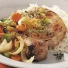 Baked Sweet-Sour Pork Chops