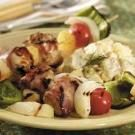 Pineapple Chicken Kabobs