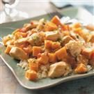 Chicken 'n' Sweet Potato Stew