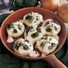 Broccoli-Stuffed Onions