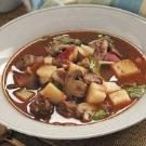 Meat and Potato Soup