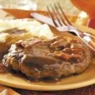 Bacon Salisbury Steak