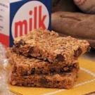 Honey-Oat Granola Bars