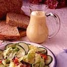 Honey Mustard and Parsley Salad Dressing