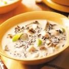 Wild Rice Turkey Soup