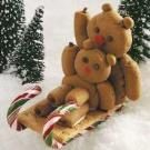 Sledding Teddies