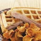 Turkey Wafflewiches