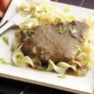 Herbed Beef with Noodles