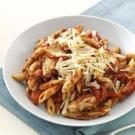 Roasted Pepper Chicken Penne