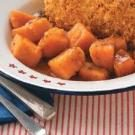 Caramel Sweet Potatoes