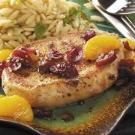 Cranberry-Orange Pork Chops