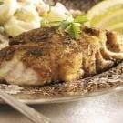 Pepper-Rubbed Red Snapper