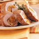 Apricot-Stuffed Pork Tenderloin