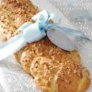Braided Almond-Herb Bread