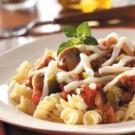 Turkey Sausage with Pasta