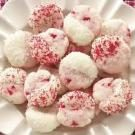 Dipped Cherry Cookies