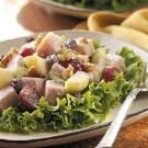 Waldorf Turkey Salad