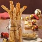 Italian Garlic Parmesan Breadsticks
