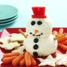 Ranch Spread Snowman