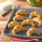 Garlic-Cheese Crescent Rolls