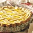 Lattice Corn Pie