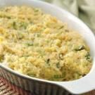 Rice Broccoli Casserole