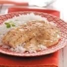 Tilapia with Jasmine Rice