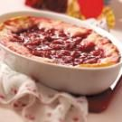 Simple Cherry Cobbler