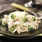 Chicken Broccoli Fettuccine