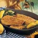 Pan-Fried Breaded Trout