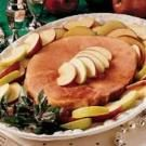 Baked Ham and Apples