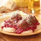 Garlic Lover's Meatballs and Sauce